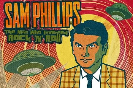 □Sam Phillips: The Man Who Invented Rock 'N' Roll   エルヴィス・プレスリー、ジェリー・リー・ルイス、 カール・パーキンス、ジョニー・キャッシュ・・・・・・。  ロックンロールの基礎を築き上げたサン・レコードとその創設者サム・フィリップスのプロデュースによる ...